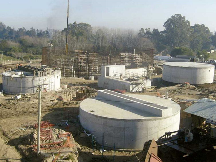 Maldonado Wastewater Treatment Plant