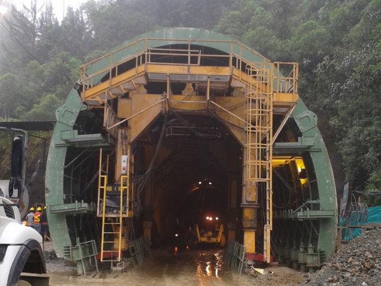 Tunnel of la Línea
