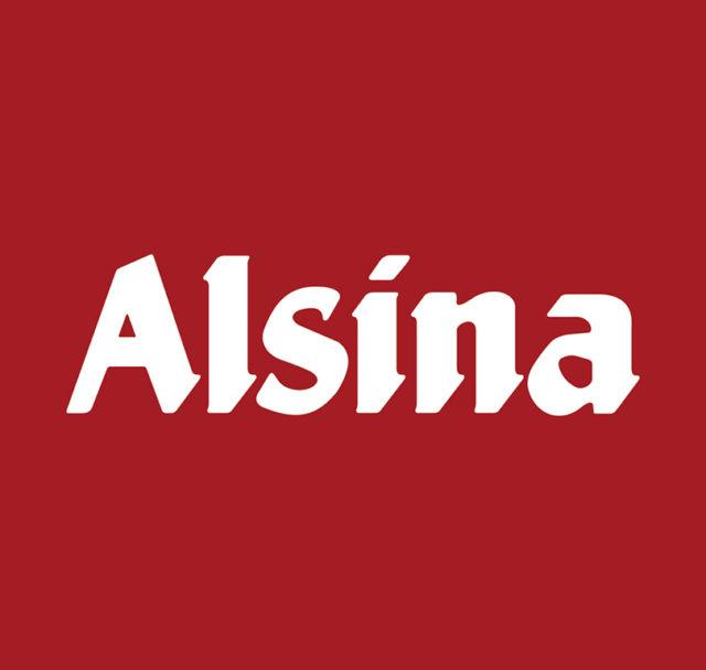 Logo Alsina 187C