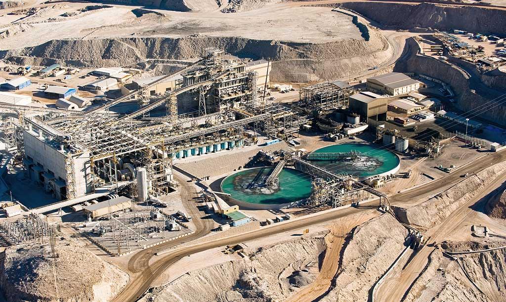 Cerro Verde Mining Project Treatment Plant - Alsina.com