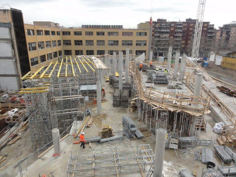 Architetture singolari per la nuova sede Angelini a Roma