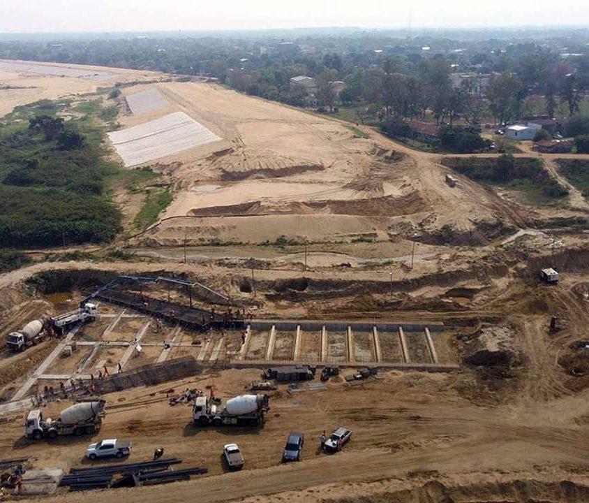 Defensa Costera de la ciudad de Pilar (Paraguay)